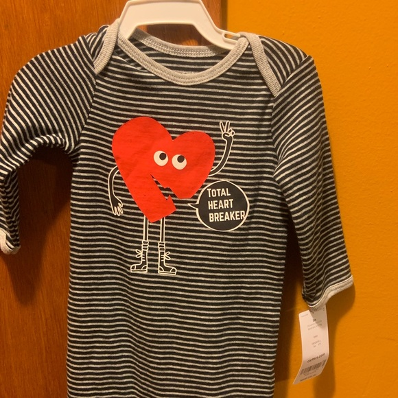 Carter's Other - Nice Valentine's Day pajamas